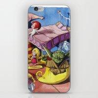 Friends´s Meeting iPhone & iPod Skin