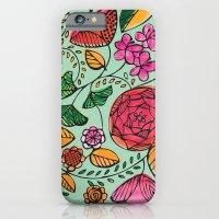 iPhone & iPod Case featuring Garden Variety by AllisonBeilke