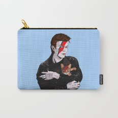David & The cat Carry-All Pouch