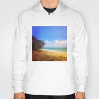 Beautiful Day by the Sea Hoody