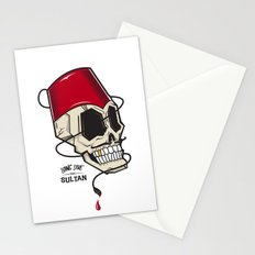 Long Live The Sultan Stationery Cards