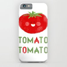 Tomato-Tomato iPhone 6s Slim Case