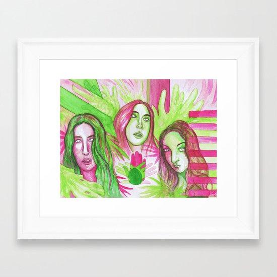 """Days Are Gone"" by Cap Blackard Framed Art Print"