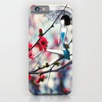 iPhone & iPod Case featuring La Fille à l'Ombrelle by Marc Loret
