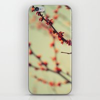 When Spring Was Autumn..… iPhone & iPod Skin