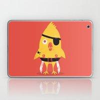 Pirate Chick Laptop & iPad Skin