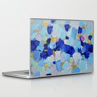 Amoebic Party No. 2 Laptop & iPad Skin