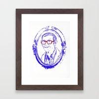 Rich Dunn It Framed Art Print