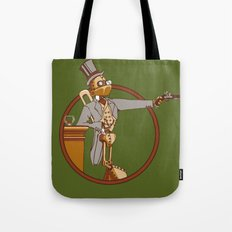 The Windup Duelist Tote Bag