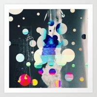 Liftoff Art Print