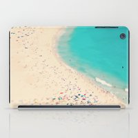 beach love III - Nazare iPad Case