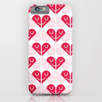 iPhone & iPod Case featuring I love your smile by Binny Talib
