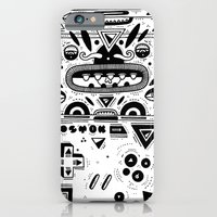 iPhone Cases featuring Costok 1 by Cosmic Nuggets