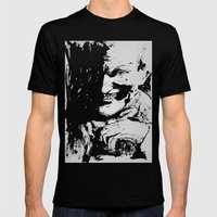 JOKER Mens Fitted Tee Black SMALL