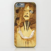 she was here iPhone 6 Slim Case