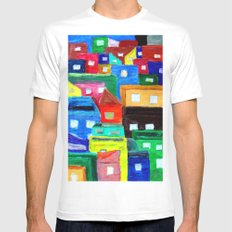 The Dream SMALL Mens Fitted Tee White