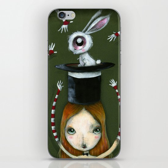 My little bunny iPhone & iPod Skin