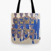 The '94 Knicks Tote Bag