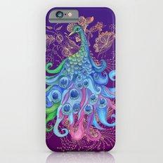 Peaceful Peacock  iPhone 6 Slim Case