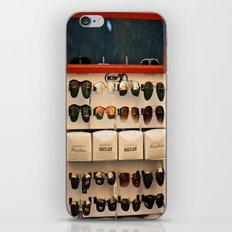 Street Fair Shoppin' iPhone & iPod Skin