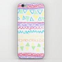Oceanic iPhone & iPod Skin