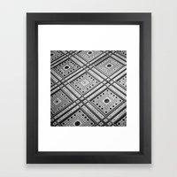 IRIS WALL Framed Art Print