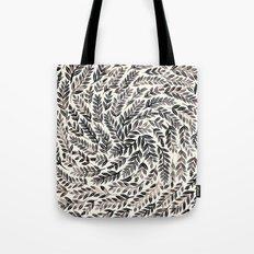 Black Branches Tote Bag