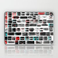 Pedal Pusher Laptop & iPad Skin
