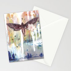 When Words Are Silent Stationery Cards