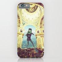 iPhone & iPod Case featuring scuba by Caroline A
