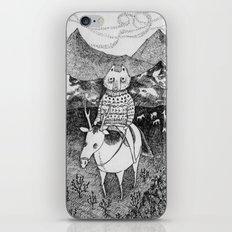Sami fox iPhone & iPod Skin
