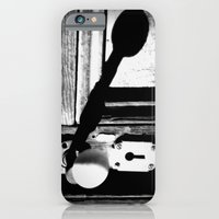 iPhone & iPod Case featuring doorknob by Krista Glavich