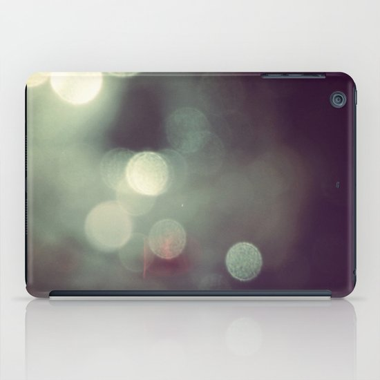 Bokeh @ Night iPad Case