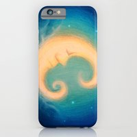 Sleepy Moon iPhone 6 Slim Case