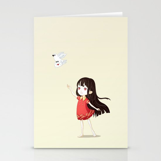 Love Letter Stationery Card
