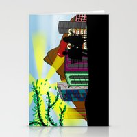 500 DAYS IN RIO Stationery Cards