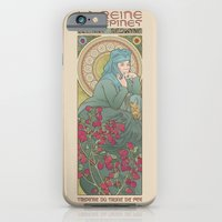 iPhone & iPod Case featuring The Queen of thorns by ElinJ