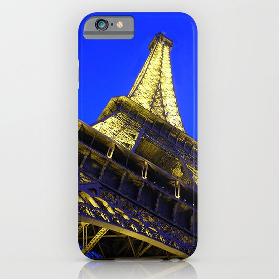 Eiffell Tower iPhone & iPod Case