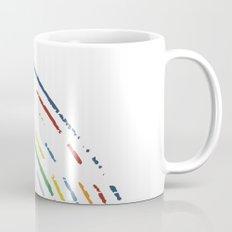 Rainbow Part Disc Mug