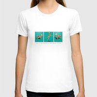 dogs T-shirts featuring Dogs by mark ashkenazi