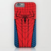 iPhone & iPod Case featuring Amazing Spider-Man by C Rhodes Design