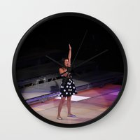 Glee Concert: Lea Michel… Wall Clock