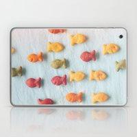 Plenty of Fish Laptop & iPad Skin