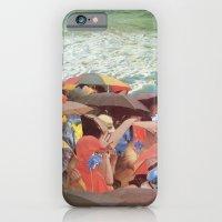 Face Paint iPhone 6 Slim Case