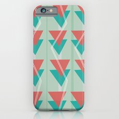 Triangles and lines Slim Case iPhone 6s