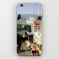 Shop By The Bay iPhone & iPod Skin