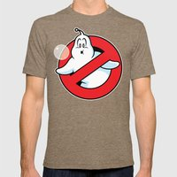 Bubblebusters Mens Fitted Tee Tri-Coffee SMALL