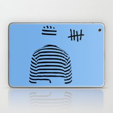 Prison (blue Ver.) Laptop & iPad Skin
