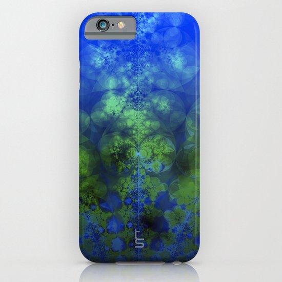 Fractal Ocean I iPhone & iPod Case