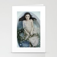 Mermaid 2 Stationery Cards